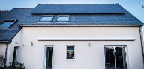 video installation photovolta que en autoconsommation avec batterie de stockage jcm solar. Black Bedroom Furniture Sets. Home Design Ideas